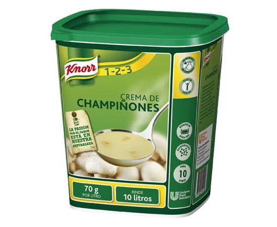 Crema Champinon Knorr
