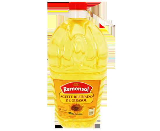 Aceite Girasol Remensol