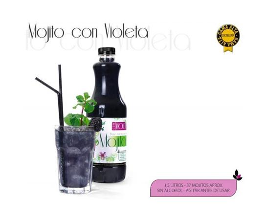 Mojito Violeta 1,5 L 6u