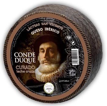 Queso Curado Iberico Viejo Conde Duque