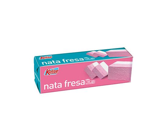 Bloque Nata Fresa