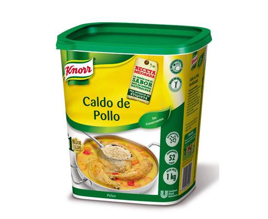 Caldo Pollo Knorr (Polvo)