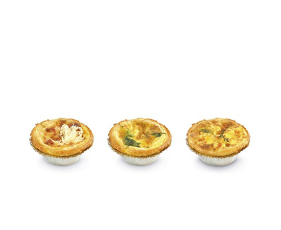 Quiches Surtido Mini 61600