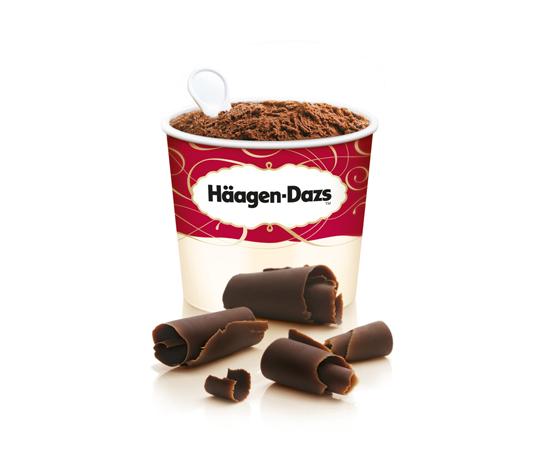 Minicup Chocolate Haagen Daz