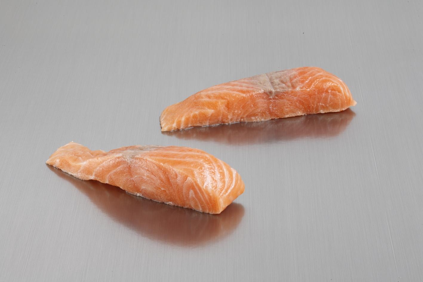 Salmon Vacio Lomos