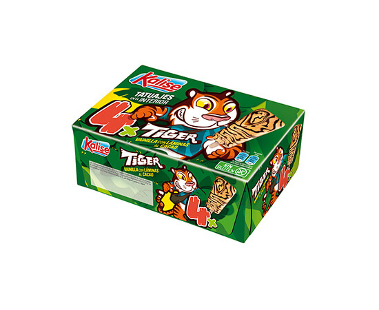 Pack Tiger