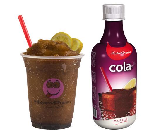 Granizado Cola