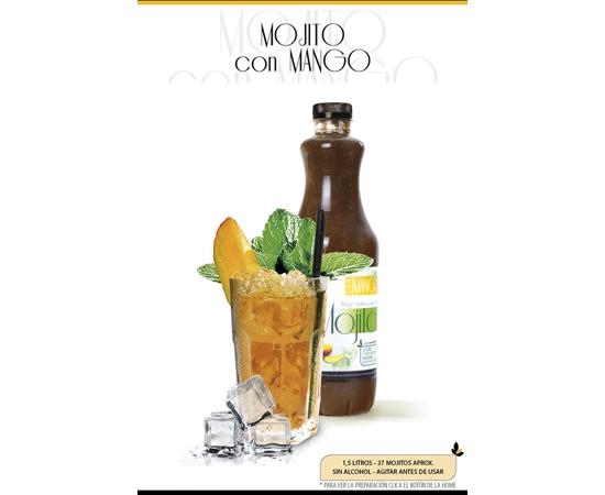 Mojito Mango 1,5 L 6u