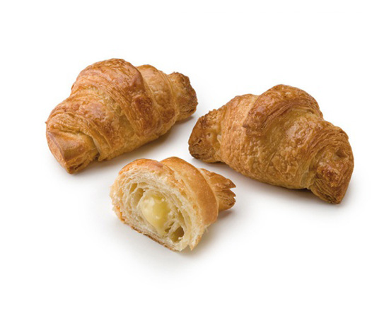 Mini Croissant Blanco 42160