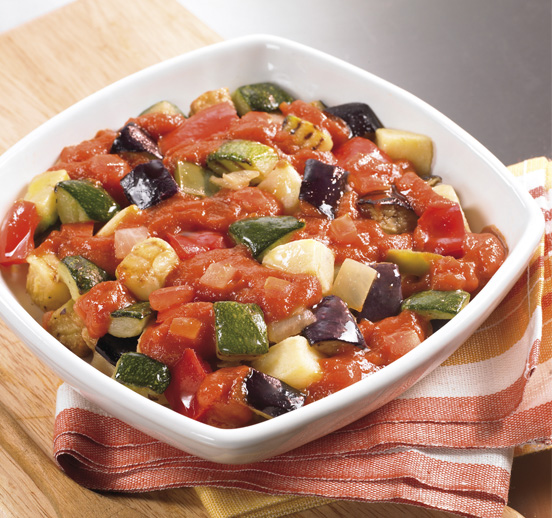 Pisto Salsa Tomate
