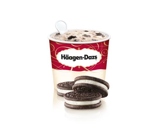 Minicup Cookies Háagen Daz