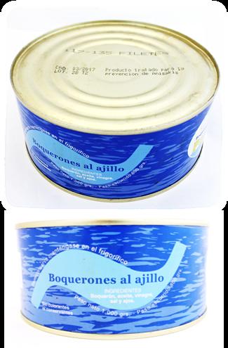 Lata Boqueron RO-1000 (111-135)