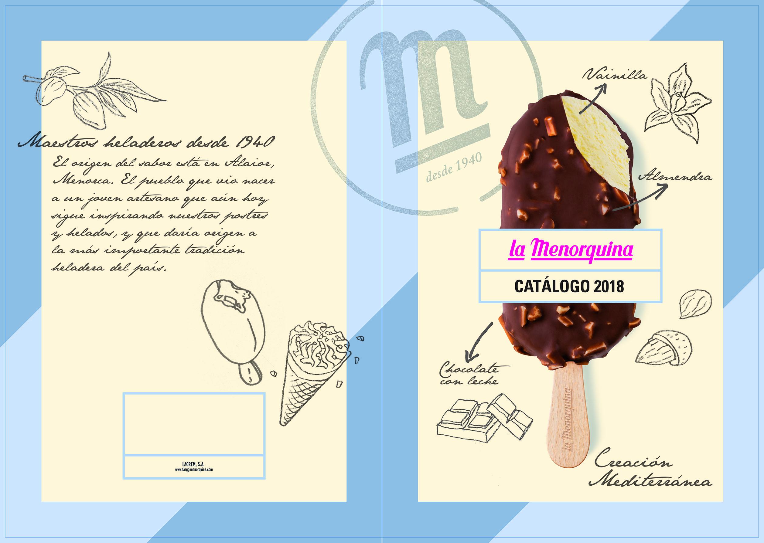 Catalogo Cartel Menorquina 1