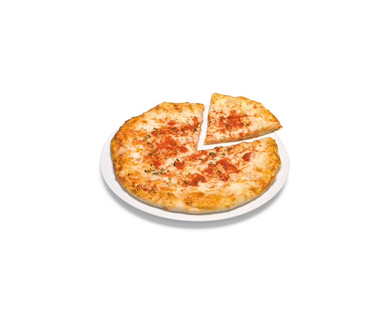 Pizza Margarita 460g 6u