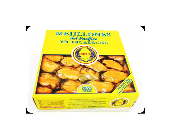Lata Mejillones Ro-550g