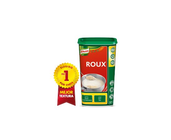 Roux Claro Knorr