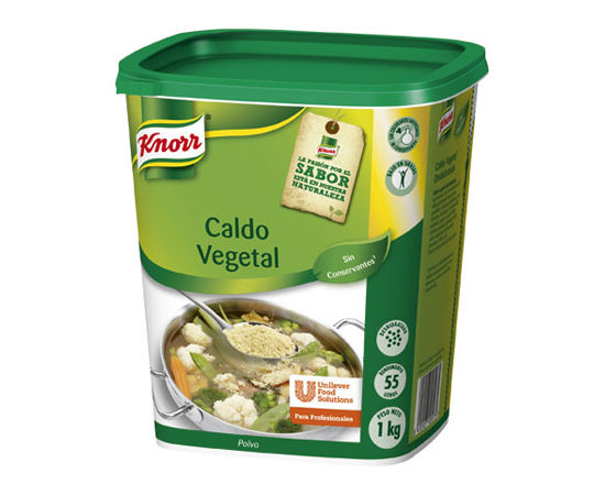 Caldo Vegetal Knorr (Polvo)