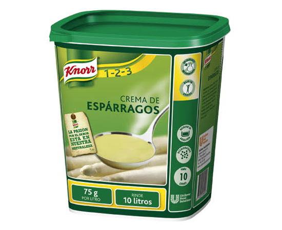 Crema Esparragos Knorr