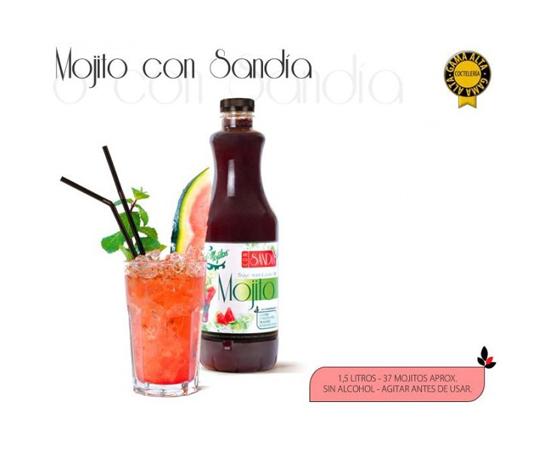 Mojito Sandia 1,5 L 6u