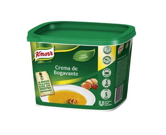 Crema Bogavante Knorr