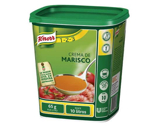 Crema Marisco 6x650g Knorr