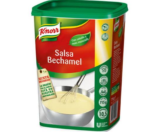 Salsa Bechamel Knorr
