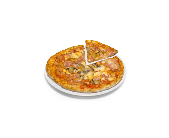 Pizza Carbonara 460g 6u