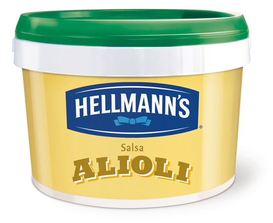 Alioli Hellmans