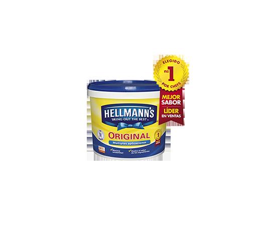 Mahonesa Hellmans Original