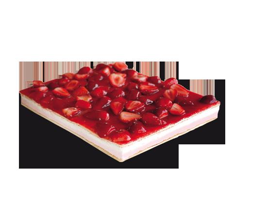 Plancha Nata Fresas Chousa