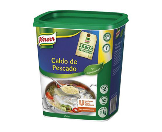 Caldo Pescado Knorr (Polvo)