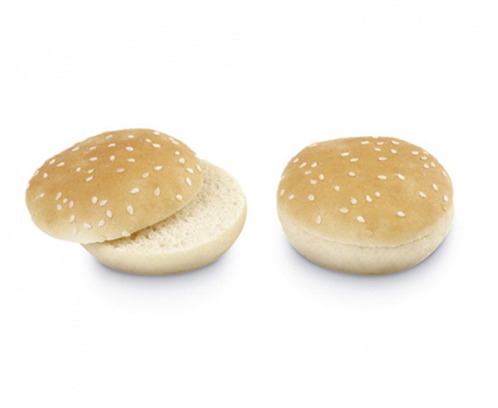 64050 Pan Mini Hamburguesas 180u 22gr