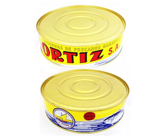 Bonito Escabeche Ortiz SR RO1800